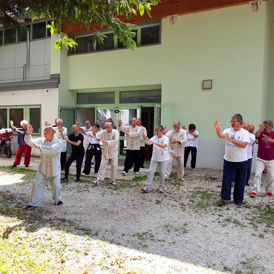 wang academy pratica di gruppo